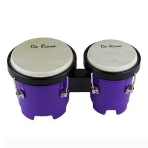 "De Rosa BOGP5-PL 5"" Kid's Junior Lap Bongo Purple"